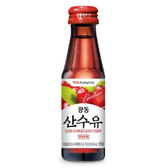 Cornelian Cherry Juice Drink