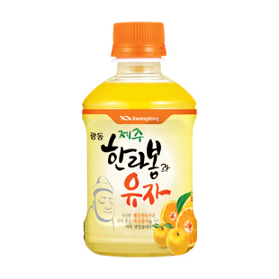 Jeju premium orange & citron