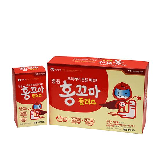 REDGINSENG KIDS PLUS